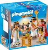 Caesar si Cleopatra Romans and Egyptians Playmobil