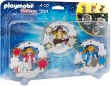 Ingerasi ornamentali de Craciun Playmobil