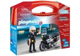 Set portabil politie Carry Case Playmobil