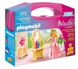 Set Portabil Printesa Carry Case Playmobil