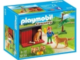 Catelusi cu jucarie Country Farm Playmobil