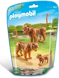 Familie de Tigri City Life Zoo Playmobil