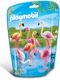 Familie de Flamingo City Life Zoo Playmobil