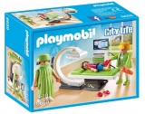 Camera cu Raze X Kid Clinic Playmobil