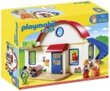 Casa din suburbie 1.2.3 Playmobil