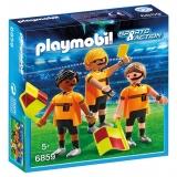 Echipa de Arbitraj Soccer Playmobil