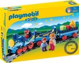 1.2.3 Tren cu sina 1.2.3 Playmobil