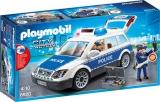 Masina de Politie cu lumina si sunete Police Playmobil