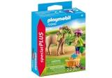 Figurina fetita cu ponei Playmobil