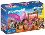 Marla, Del si Calul Inaripat Playmobil