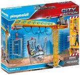 Macara Cu Telecomanda Pt Constructii Playmobil