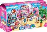 Centru comercial City Life Playmobil