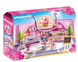 Cofetarie City Life Playmobil