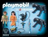 Venkman si caini infricosatori Ghostbusters Playmobil