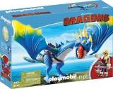 Astrid si Stormfly Dragons Playmobil