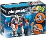 Robotul Agentului T.E.C. Playmobil