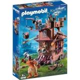 Fortareata cavalerilor pitici Playmobil