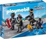 Echipa Swat Playmobil