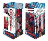 Set scolar 25 piese Spiderman