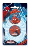 Set doua ascutitori plastic Spiderman