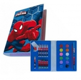 Set scolar 29 piese Spiderman