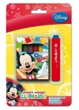 Creta colorata 12 culori/set Mickey Mouse
