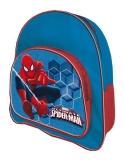 Ghiozdan cu buzunar exterior Spiderman