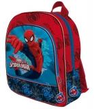 Ghiozdan 3 compartimente Spiderman