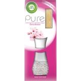 Odorizant cu bete de ratan Pure Cherry Blossom 25 ml Air Wick