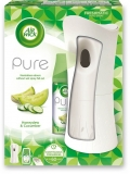 Odorizant camera Freshmatic + rezerva Cucumber & Melon 250mL Air Wick