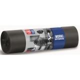 Saci menaj ultrarezistenti, LDPE, 240 L, 10 buc/rola Ana