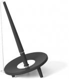 Pix cu suport negru Ballograf