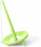 Pix cu suport verde neon Ballograf