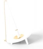Pix cu suport alb si auriu Ballograf