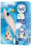 Odorizant camera + rezerva Fresh Linen 250 ml Brait