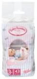 Baby Annabell - Scutece, 5 Buc Zapf
