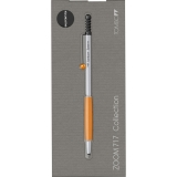 Pix Zoom 717 Chrome/Orange BT Tombow
