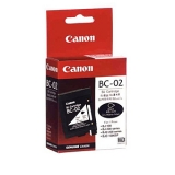 Cartus Canon BC02 black for BJ200/240
