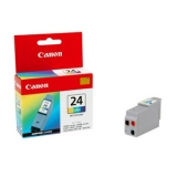 Cartus Canon BCI24 color for S300