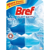 Rezerva odorizant wc Duo Aktiv 2 x 50 ml Ocean Bref