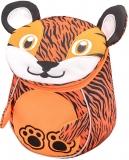 Ghiozdan gradinita, neechipat, Mini Animals Mini Tiger Belmil