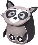 Ghiozdan gradinita, neechipat, Mini Animals Mini Raccoon Belmil