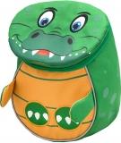 Ghiozdan gradinita, neechipat, Mini Animals Mini Crocodile Belmil