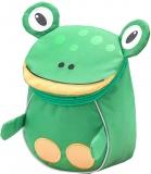 Ghiozdan gradinita, neechipat, Mini Animals Mini Frog Belmil