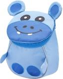 Ghiozdan gradinita, neechipat, Mini Animals Mini Hippo Belmil