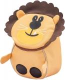 Ghiozdan gradinita, neechipat, Mini Animals Mini Lion Belmil