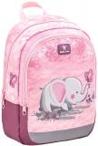 Ghiozdan gradinita, neechipat, Kiddy Pink Elephant Belmil