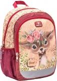 Ghiozdan gradinita, neechipat, Kiddy Plus Animal Forest Bambi Belmil