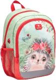 Ghiozdan gradinita, neechipat, Kiddy Plus Animal Forest Hedgehog Belmil