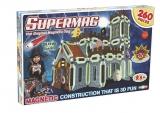 Supermag 3D-Jucarie Cu Magnet Castel Supermag